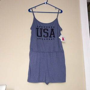 Final Price Drop! Women's Romper NWT